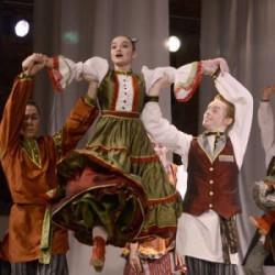 Образцовый хореографический ансамбль  «Ералаш»